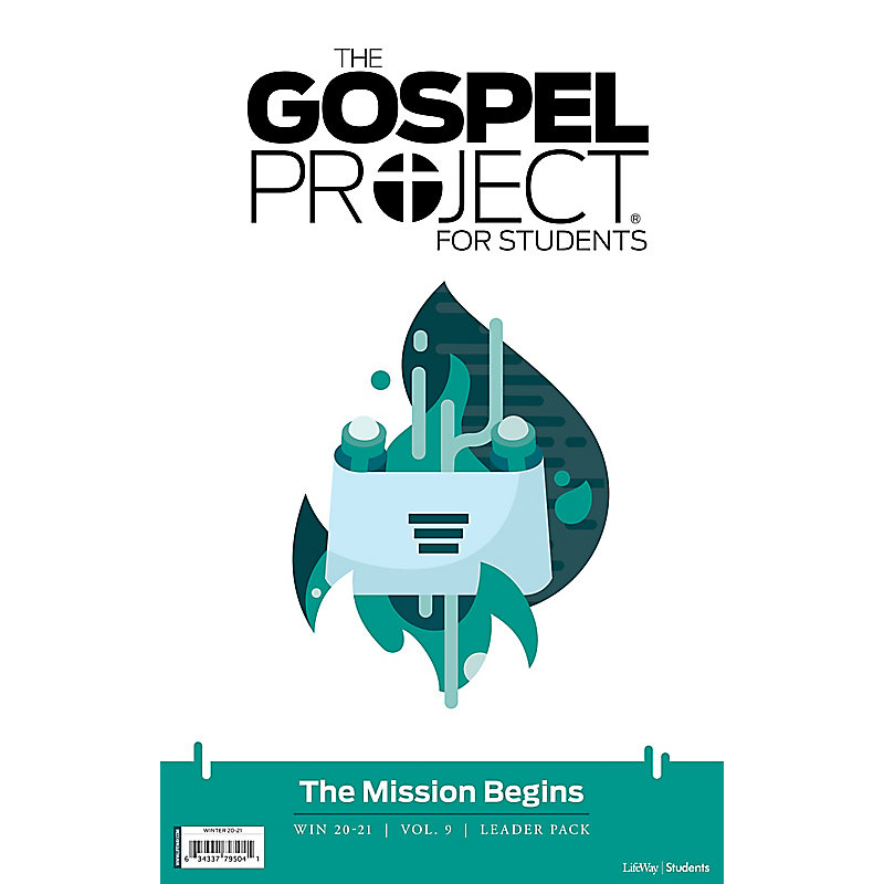 The Gospel Project: Students - Leader Pack - Winter 2020-21