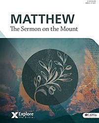 Explore the Bible: Matthew: The Sermon on the Mount