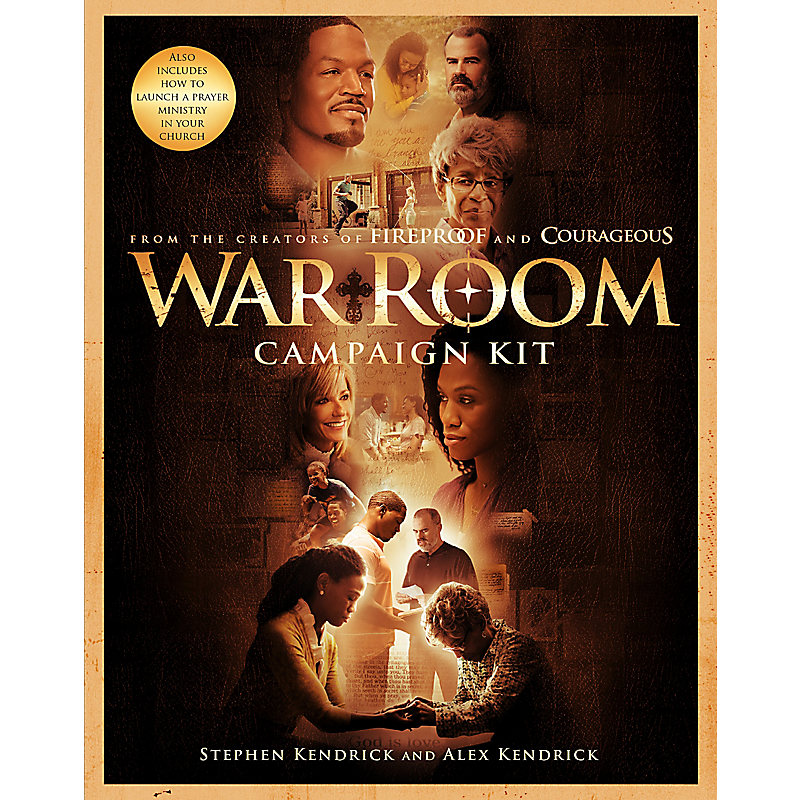 War Room Church Campaign Kit