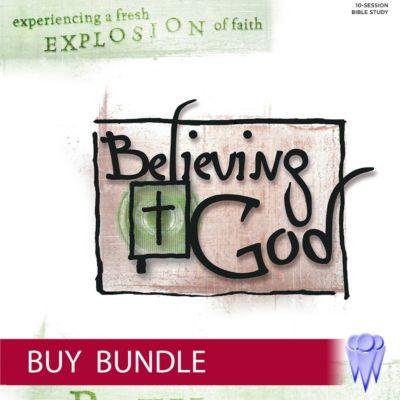 Believing God | Beth Moore | LifeWay