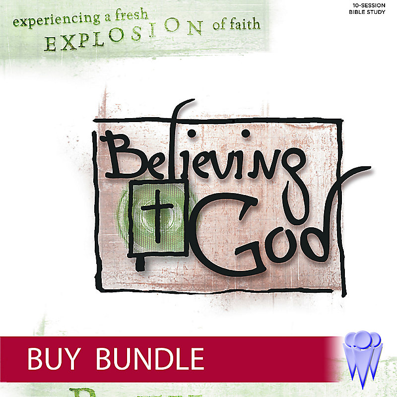 Believing God - Video Bundle - Group Use - Buy