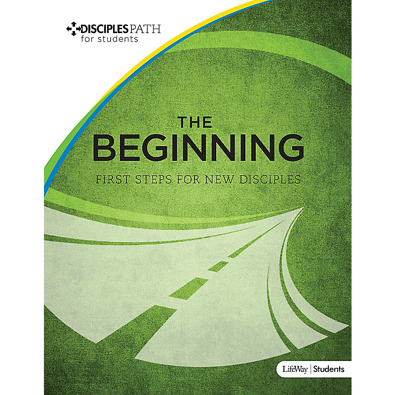 Disciples Path: The Beginning Student Book (Package of 10)
