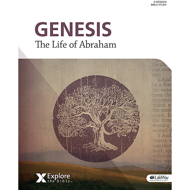 Genesis the life of abraham bible study book lifeway genesis the life of abraham bible study book fandeluxe Gallery