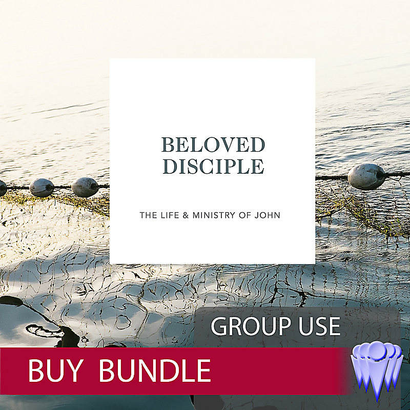 Beloved Disciple Group Use Video Bundle