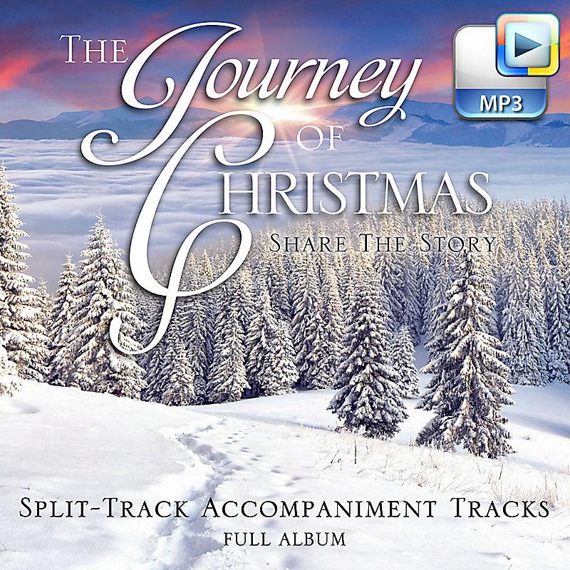 The Journey of Christmas - Downloadable Split-Track Accompaniment Tracks (FULL ALBUM)
