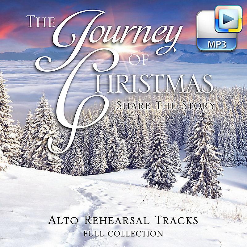 The Journey of Christmas - Downloadable Alto Rehearsal Tracks (FULL ALBUM)