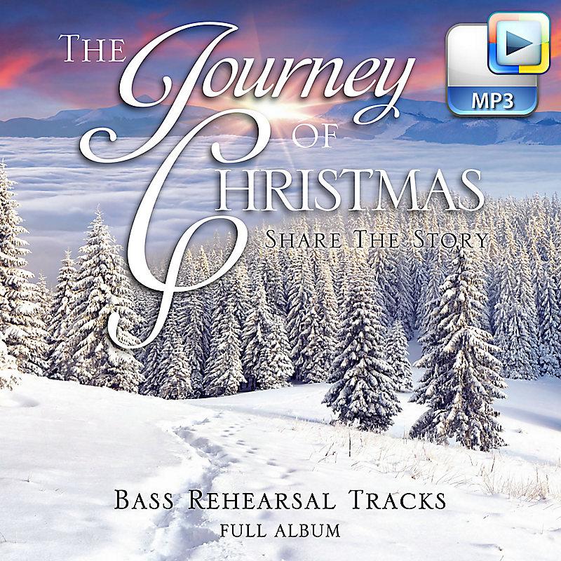 The Journey of Christmas - Downloadable Bass Rehearsal Tracks (FULL ALBUM)