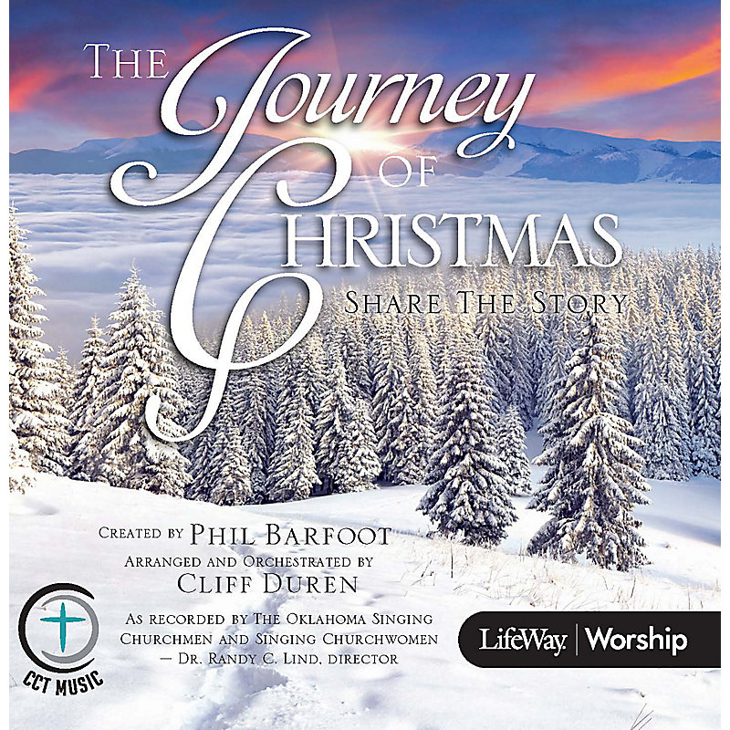 The Journey of Christmas - Listening CD