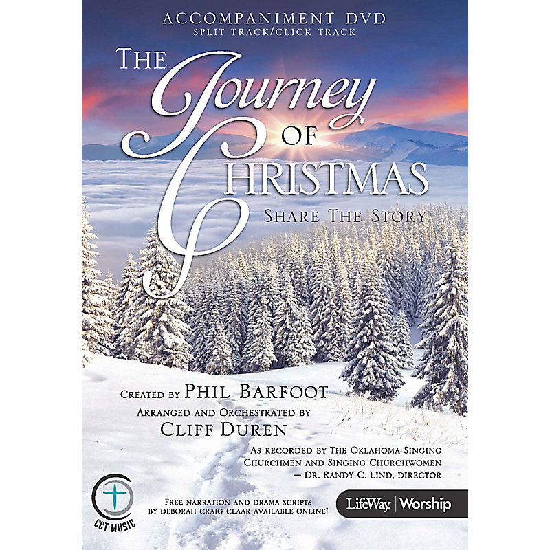 The Journey of Christmas - Accompaniment DVD