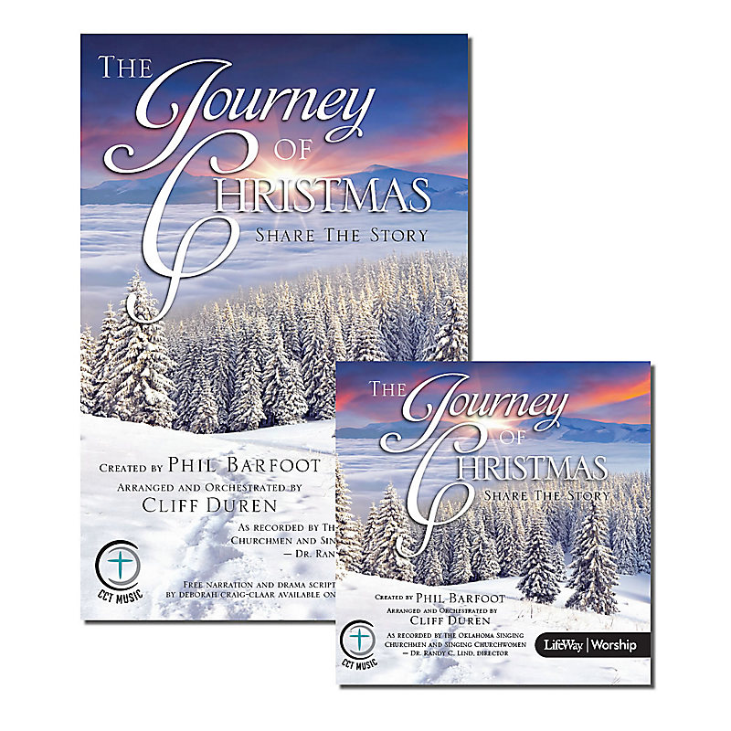 The Journey of Christmas - Promo Pak
