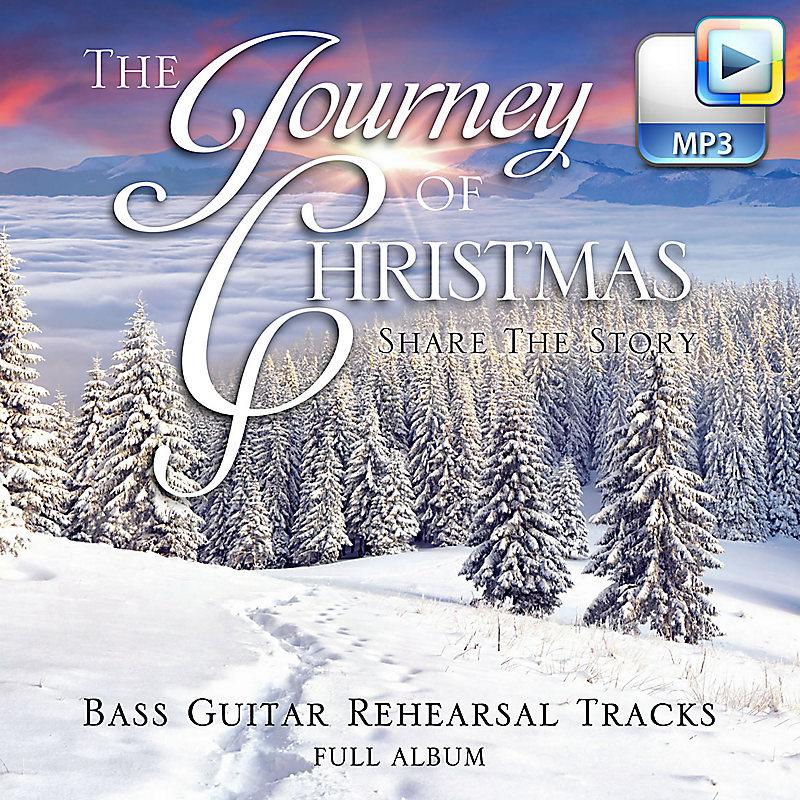 The Journey of Christmas - Downloadable Bass Guitar Rehearsal Tracks (FULL ALBUM)