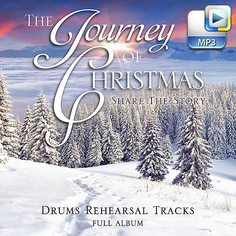 The Journey of Christmas - Downloadable Drums Rehearsal Track (FULL ALBUM)