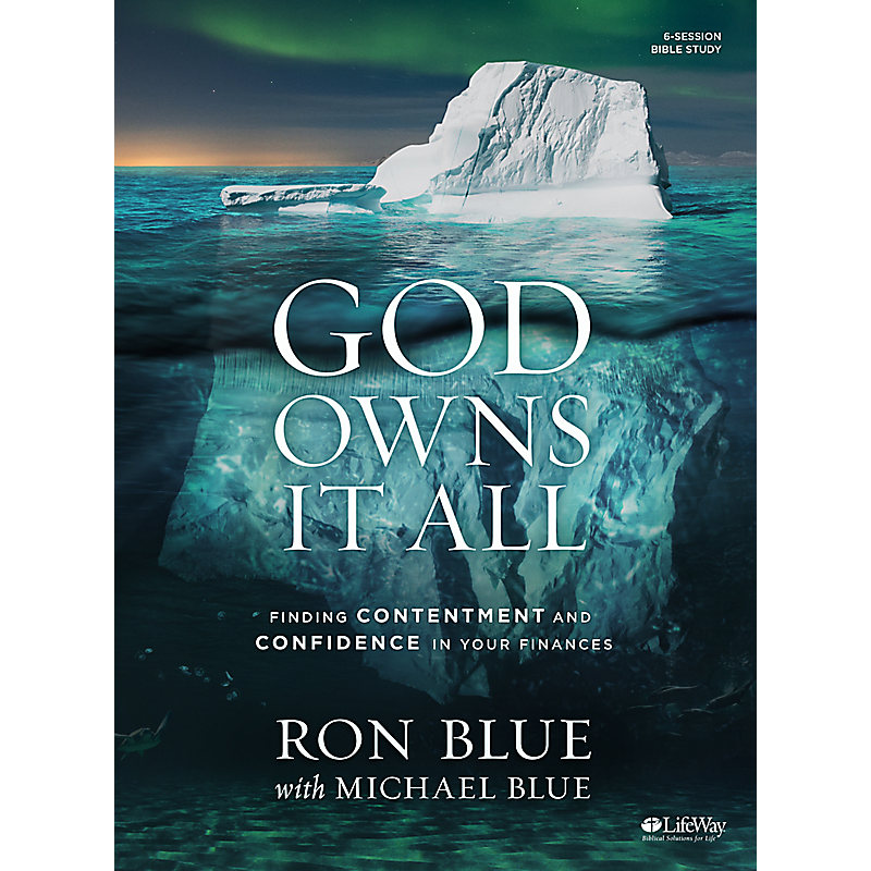 God Owns It All - Bible Study Book