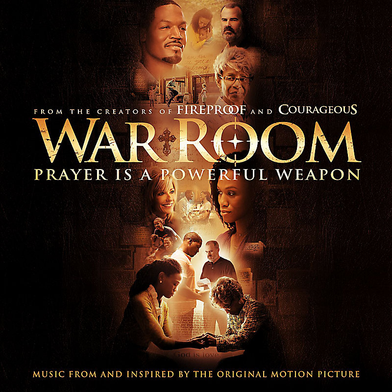 War Room Soundtrack CD