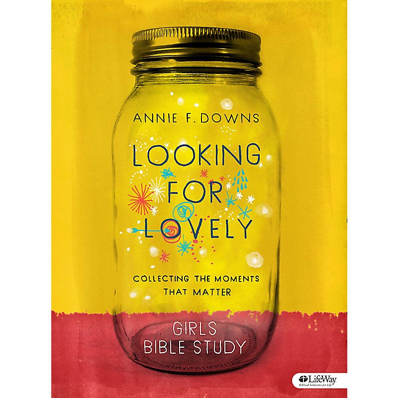 Looking for Lovely - Teen Girls' Bible Study Book