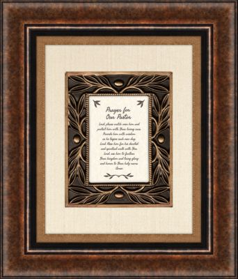 Christian gifts lifeway prayer for our pastor print negle Images