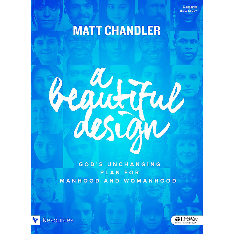 A Beautiful Design - Bible Study Book