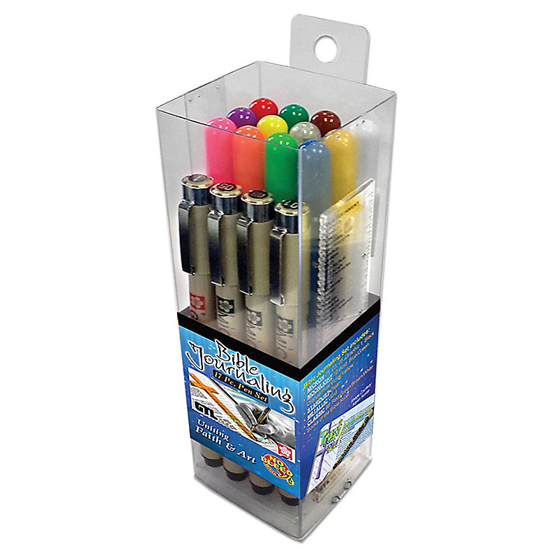 Micron/Gelly Roll 17-Piece Journaling Pen Set