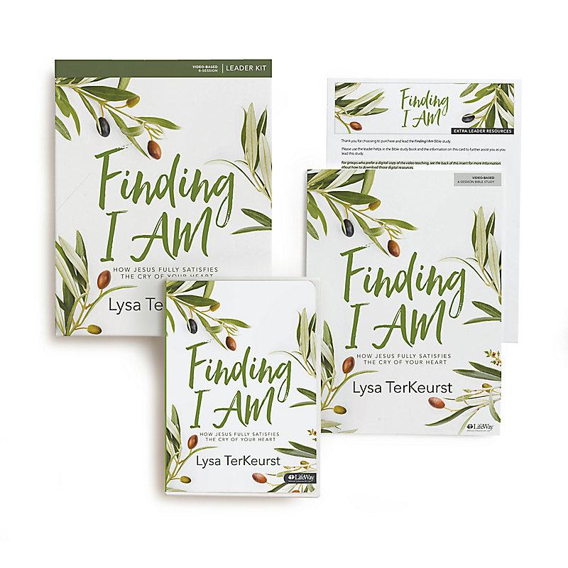 Finding I AM - Leader Kit