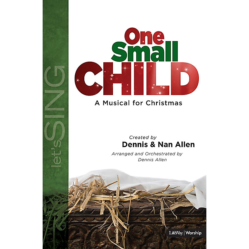 One Small Child - Choral Book (Min. 10)