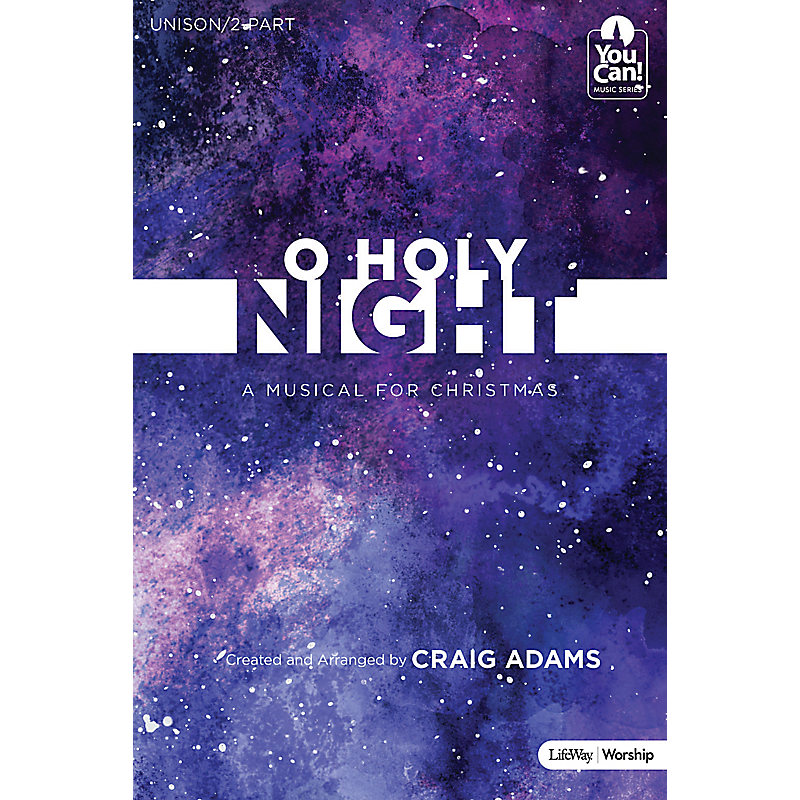 O Holy Night - Choral Book
