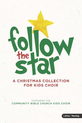follow the star choral book - Christmas Programs For Small Churches