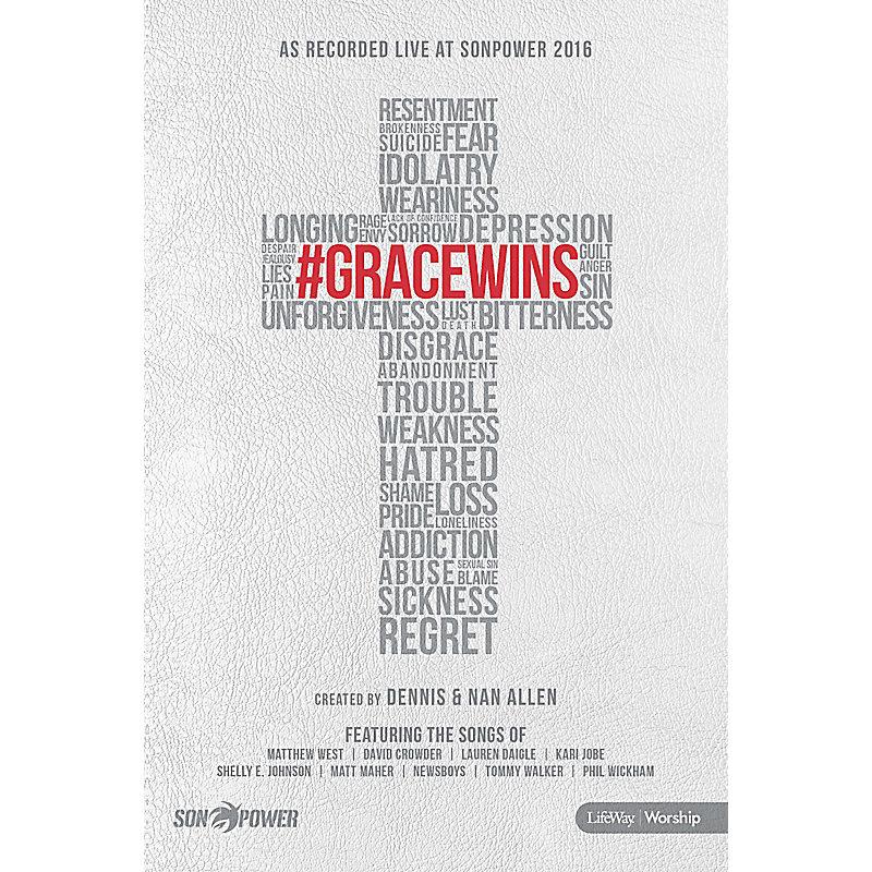 #GraceWins - Choral Book (Min. 10)