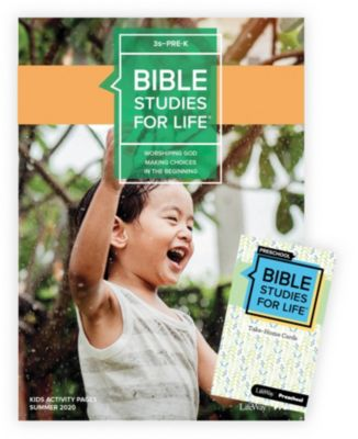 Bible Studies for Life Kids Combo Packs