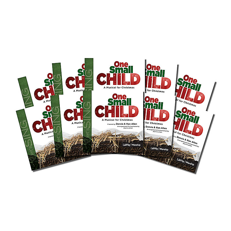 One Small Child - Bulk Listening CDs (Pack of 10)