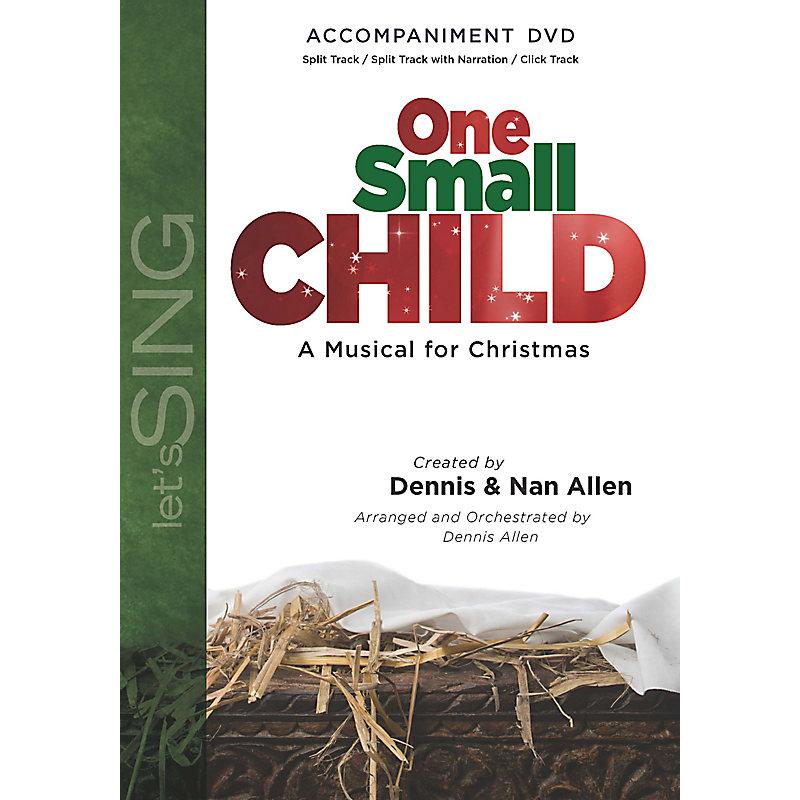 One Small Child - Accompaniment DVD