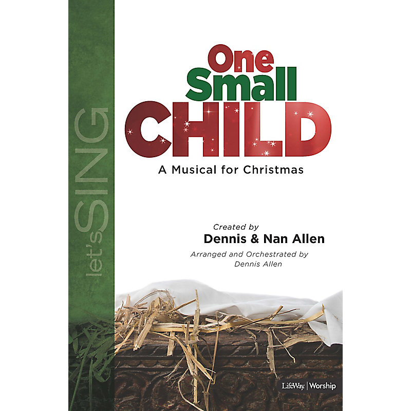 One Small Child - Bulletins (Pack of 100)
