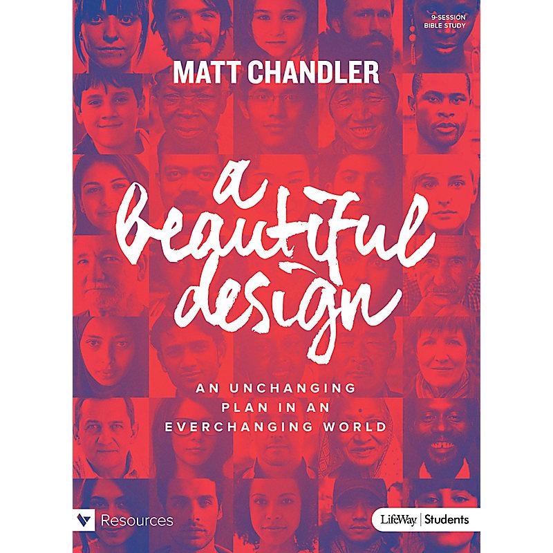 A Beautiful Design - Teen Bible Study eBook