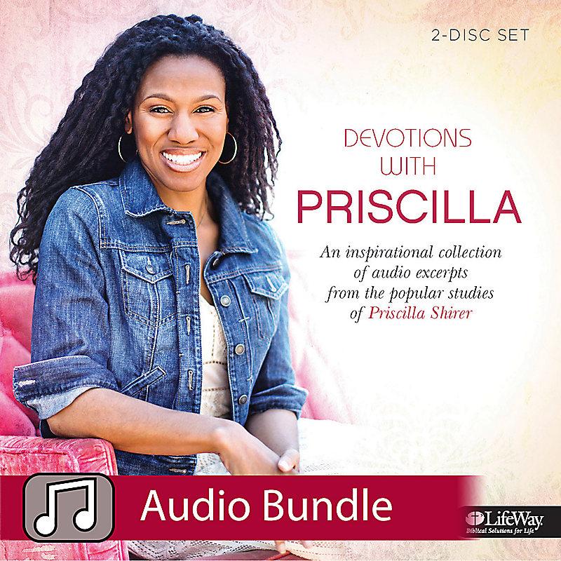 Devotions with Priscilla Audio Bundle