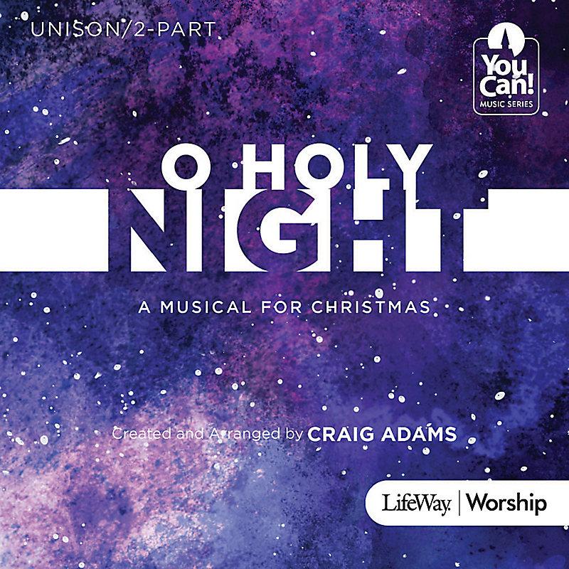 O Holy Night - Listening CD