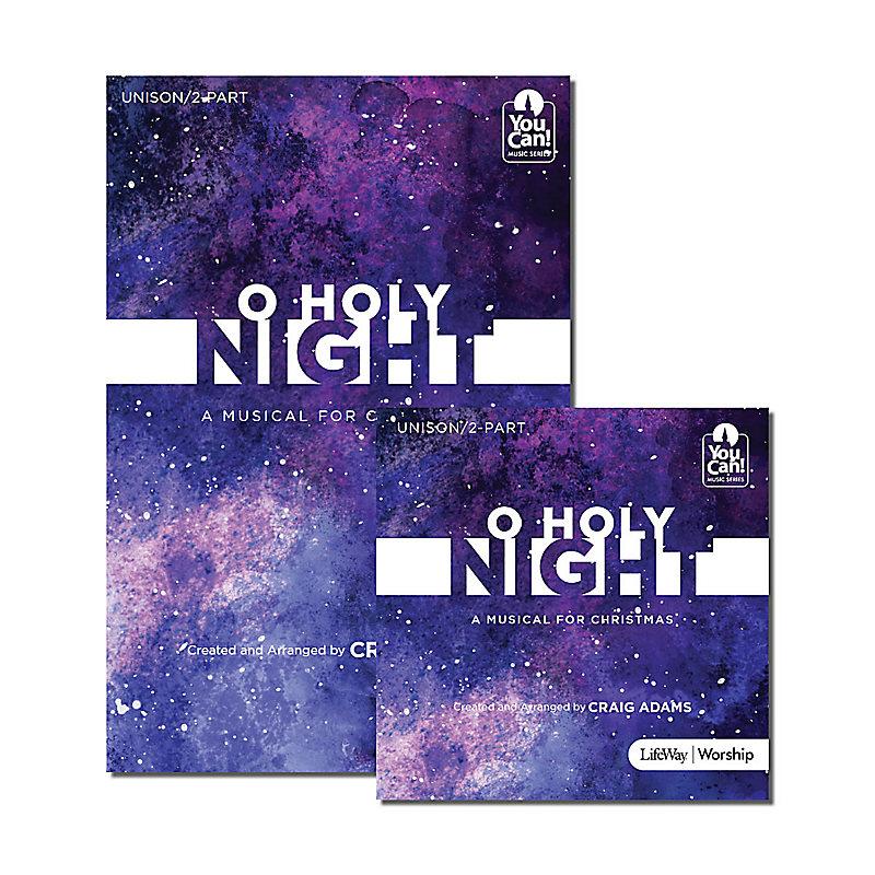 O Holy Night - Promo Pak