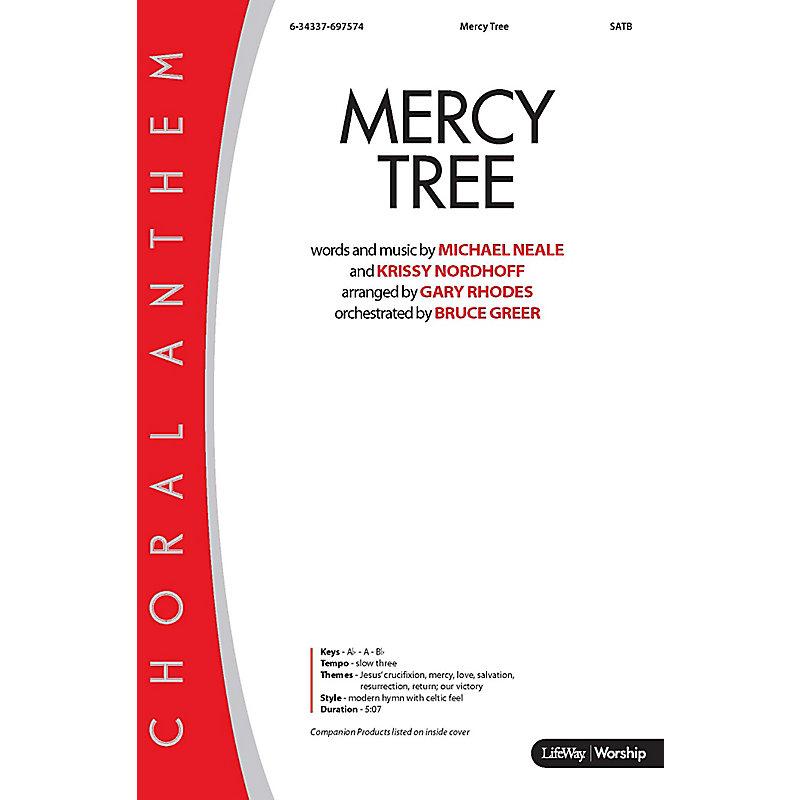 Mercy Tree - Rhythm Charts CD-ROM