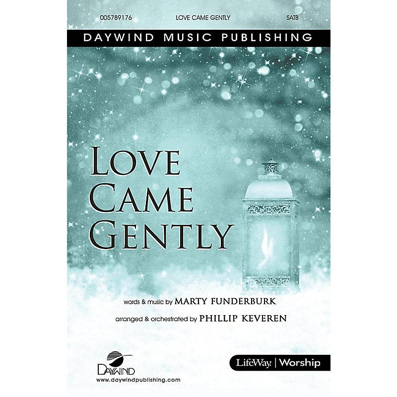 Love Came Gently - Anthem Accompaniment CD