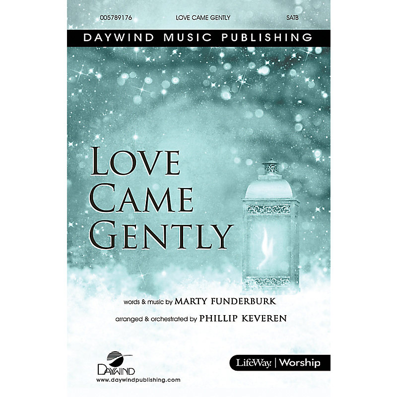 Love Came Gently - Orchestration CD-ROM