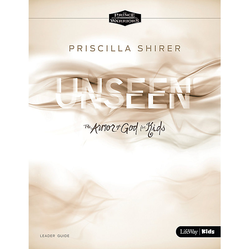 Unseen: The Armor of God for Kids Leader Guide