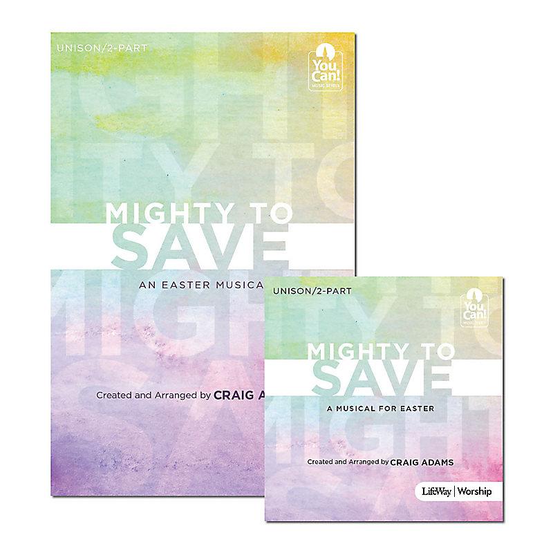 Mighty to Save - Promo Pak