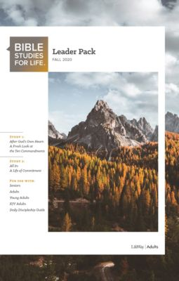 Bible Studies for Life Adults Leader Pack