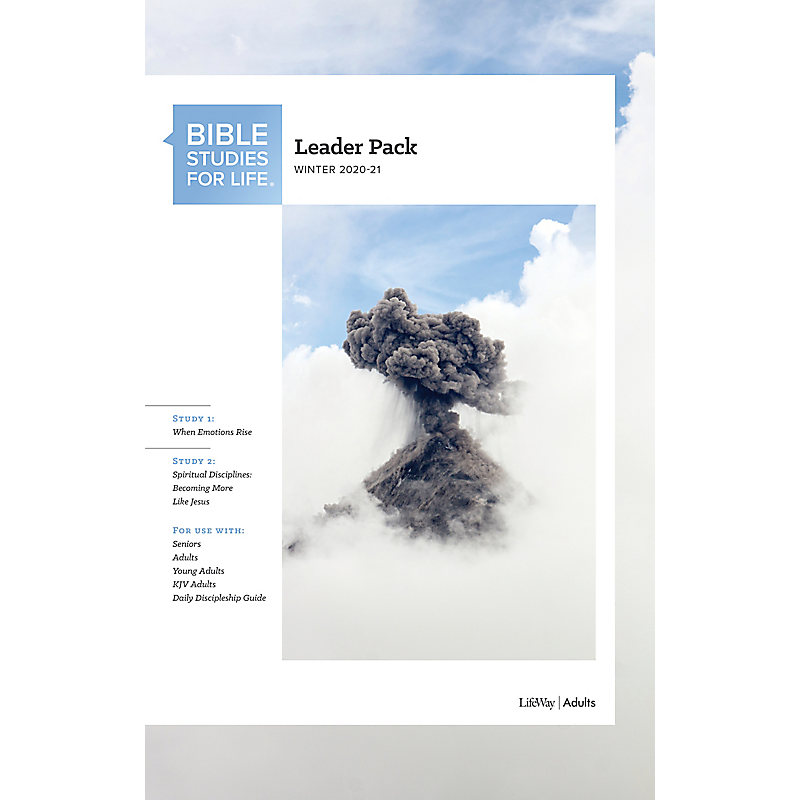 Bible Studies for Life: Adult Leader Pack - Winter 2021