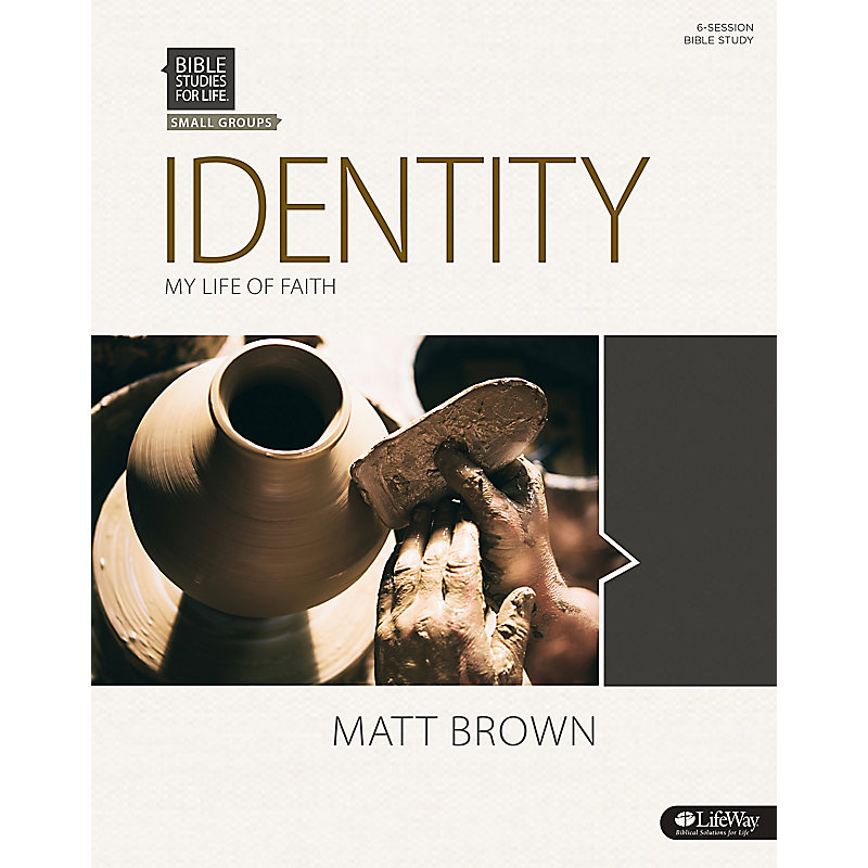 Bible Studies for Life: Identity - Bible Study Book