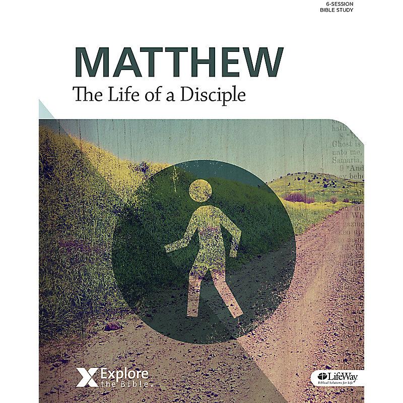 Explore the Bible: Matthew - Bible Study Book