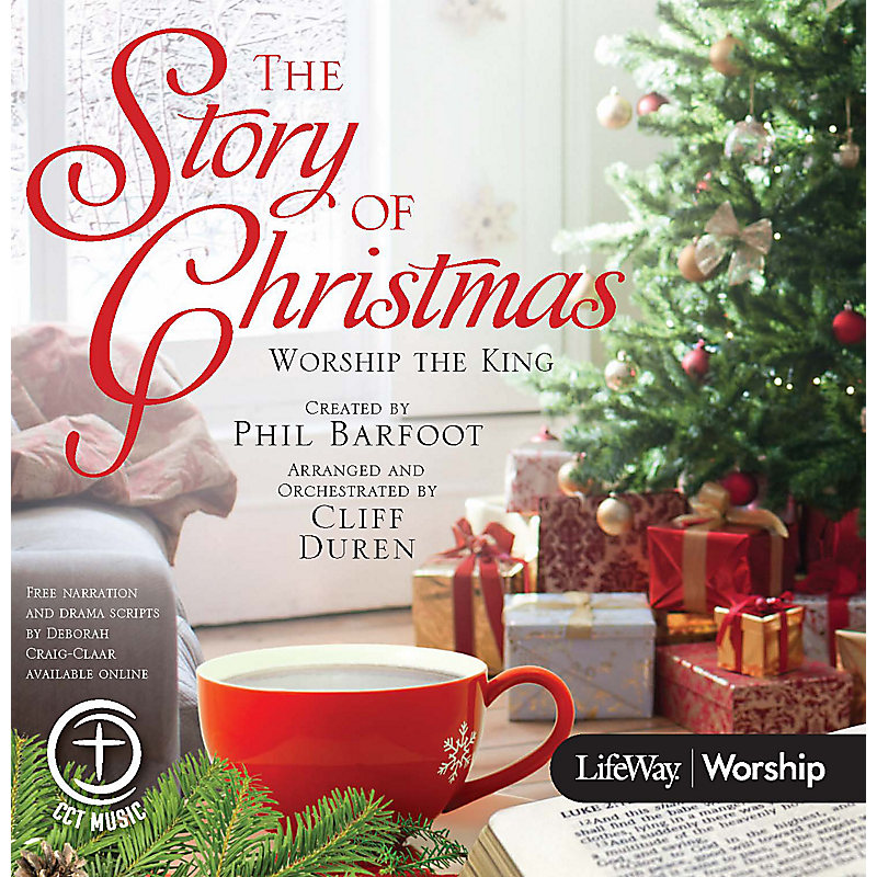 The Story of Christmas - Listening CD