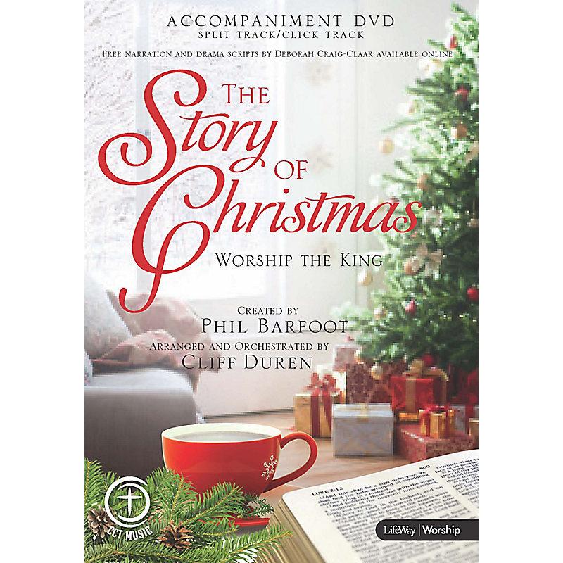 The Story of Christmas - Accompaniment DVD