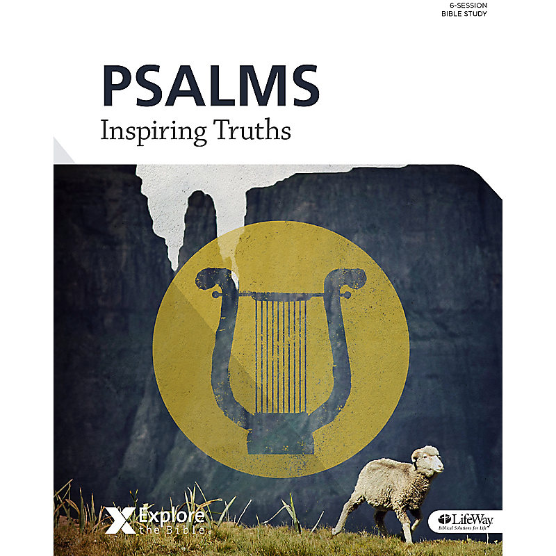 Explore the Bible: Psalms - Bible Study Book
