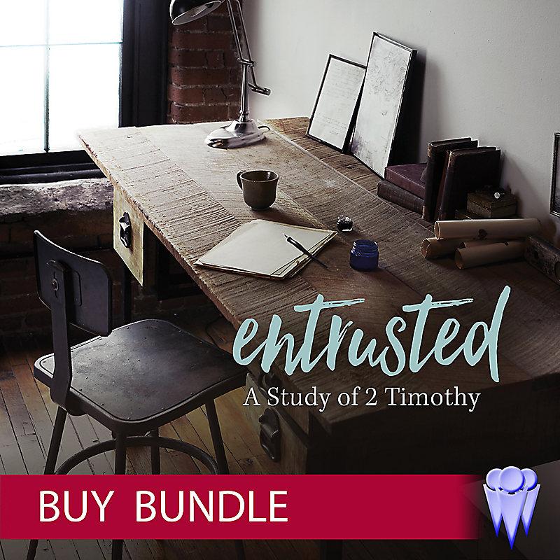 Entrusted - Video Bundle - Group Use - Buy