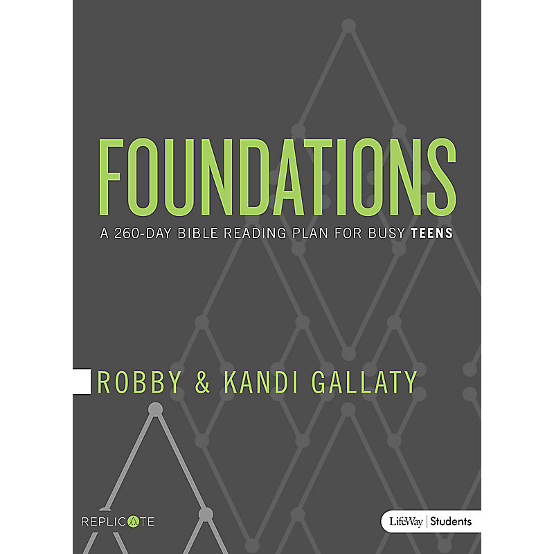 Foundations - Teen Devotional