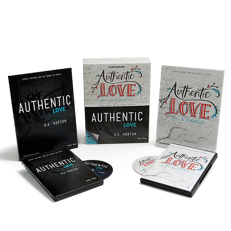 Authentic Love - Bible Study Leader Kit